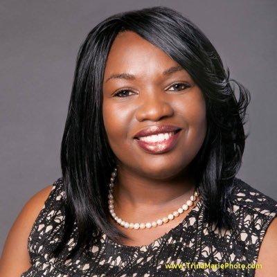 Dr. Tiffany G. Tyler smiling