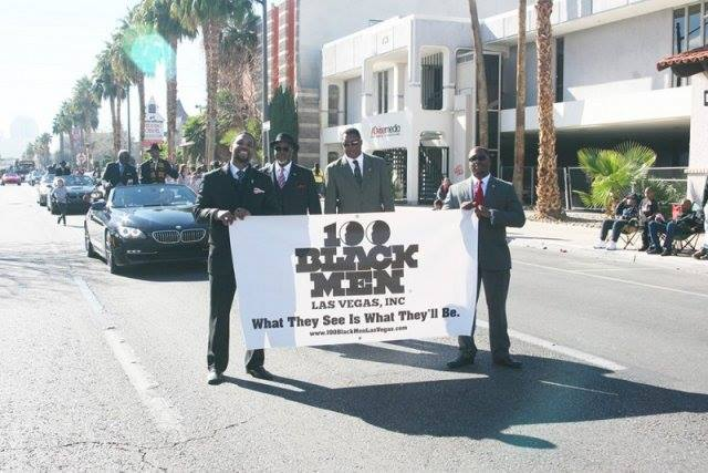 100 Black Men Las Vegas - Celebrating MLK